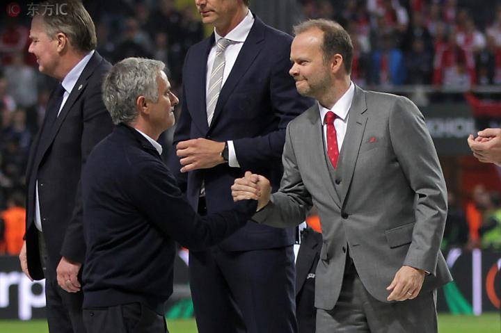 曼联财报数据:为解雇穆里尼奥,俱乐部花费了1960万英镑