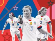 女足世界杯1/4决赛:美法大战中单后腰与双后腰