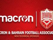 改换门庭!巴林国家队2019亚洲杯球衣发布!