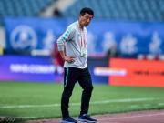韩国教练在中国