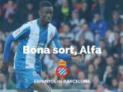 巴塞罗那皇家西班牙人足球俱乐部官方宣布:中