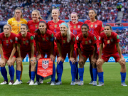 8届世界杯5进决赛,女足霸主地位已超男足五星巴