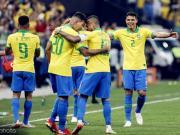 巴西2-0阿根廷:锋线团战各有亮点,桑巴军团赢在效率