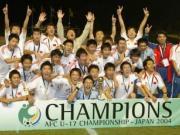 2004年亚少赛夺冠的那批少年,如今都在哪里?