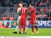 老当益壮,博阿滕和胡梅尔斯搭档时拜仁防守数据更好