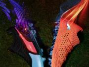 红蓝游戏梦!卢卡库、罗伊斯、格列兹曼晒最新战靴