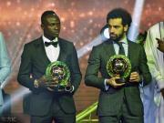 非洲杯淘汰賽在即,馬內、薩拉赫將爭奪金靴