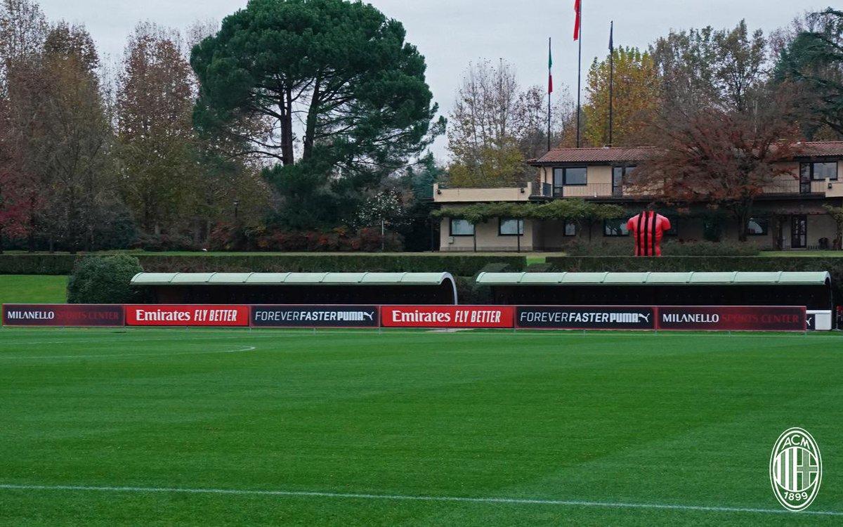 AC米兰19/20赛季夏季集训名单正式公布