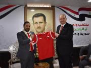 红色雄鹰!叙利亚国家队2019球衣亮相亚洲杯!