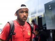 卡埃比不在华夏幸福客战上港的名单,他将离开球队