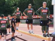 那不勒斯在特伦蒂诺的夏训来到了第11天,除了常规...