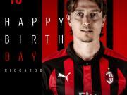 今天是蒙托利沃的34岁生日!生日快乐,里卡多!