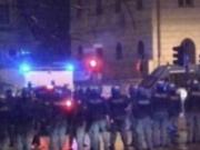 拉齐奥球迷指控警察蓄谋围攻殴打