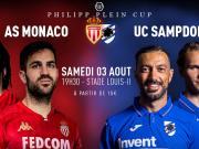摩纳哥足球俱乐部宣布新的热身赛赛程,红白军团将于...