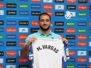 巴尔加斯:我选择西班牙人,因为这是一个伟大的俱乐部