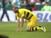 踢球者:托普拉克训练中受伤