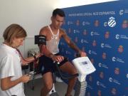 今夏,随巴拉圭国家队参加美洲杯的埃尔南·佩雷斯于...