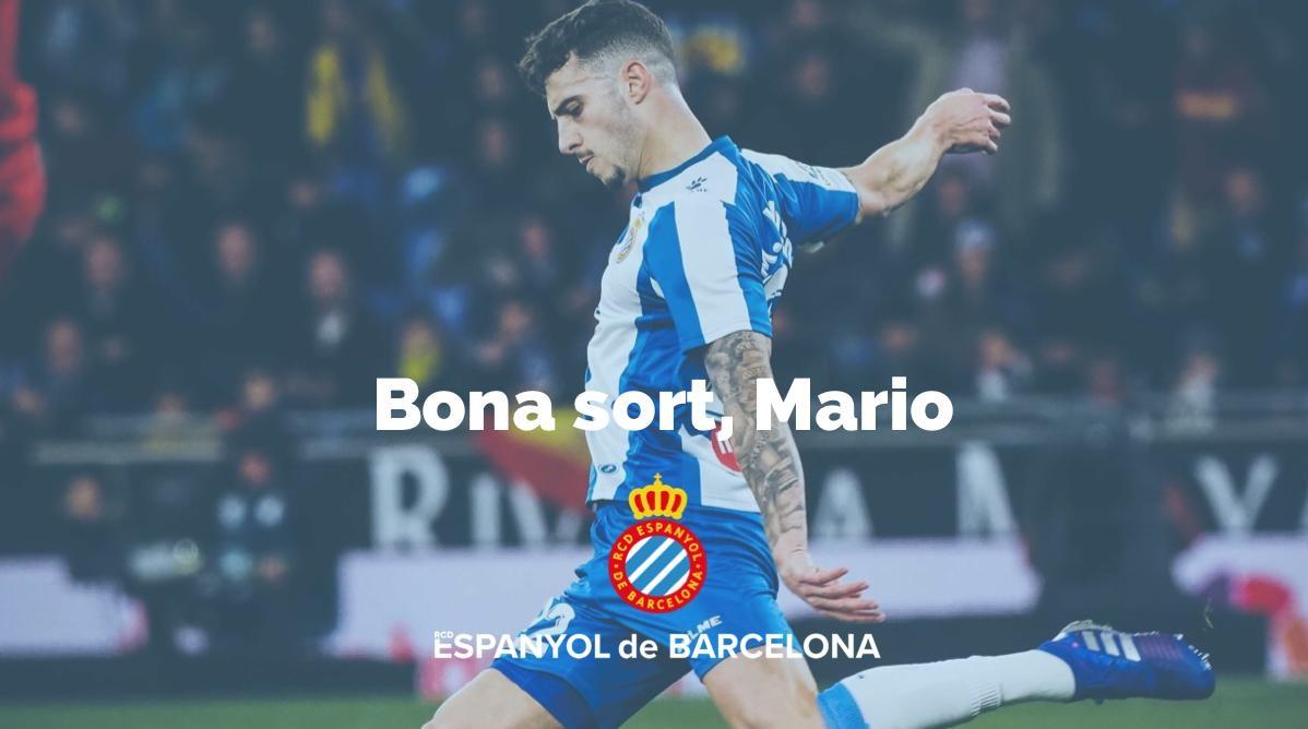西班牙人官宣:埃尔莫索转会马德里竞技