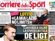 洛蒂托入主拉齐奥15年专访:有没有米林,拉齐奥都会更强大