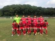 青超联赛 U19 贵州恒丰客场0-1?#27827;?#27993;江毅腾