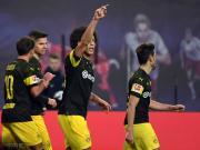 多特蒙德1-0莱比锡继续领先拜仁6分,维特塞尔进球制胜
