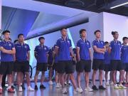 """融入昆山!昆山FC参观""""与时俱进的昆山之路""""成果展"""