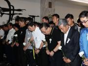 他把人生最后23年送给了亚泰,五百社会人士挥泪送别刘玉明
