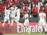 伊朗2-0阿曼晋级八强战国足,贝兰万德扑点,阿