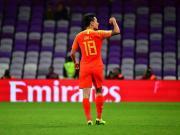 超越郝海东,郜林成国足出场次数第二多的球员