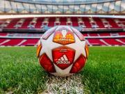 阿迪达斯发布2018/19赛季欧冠淘汰赛阶段比赛用球