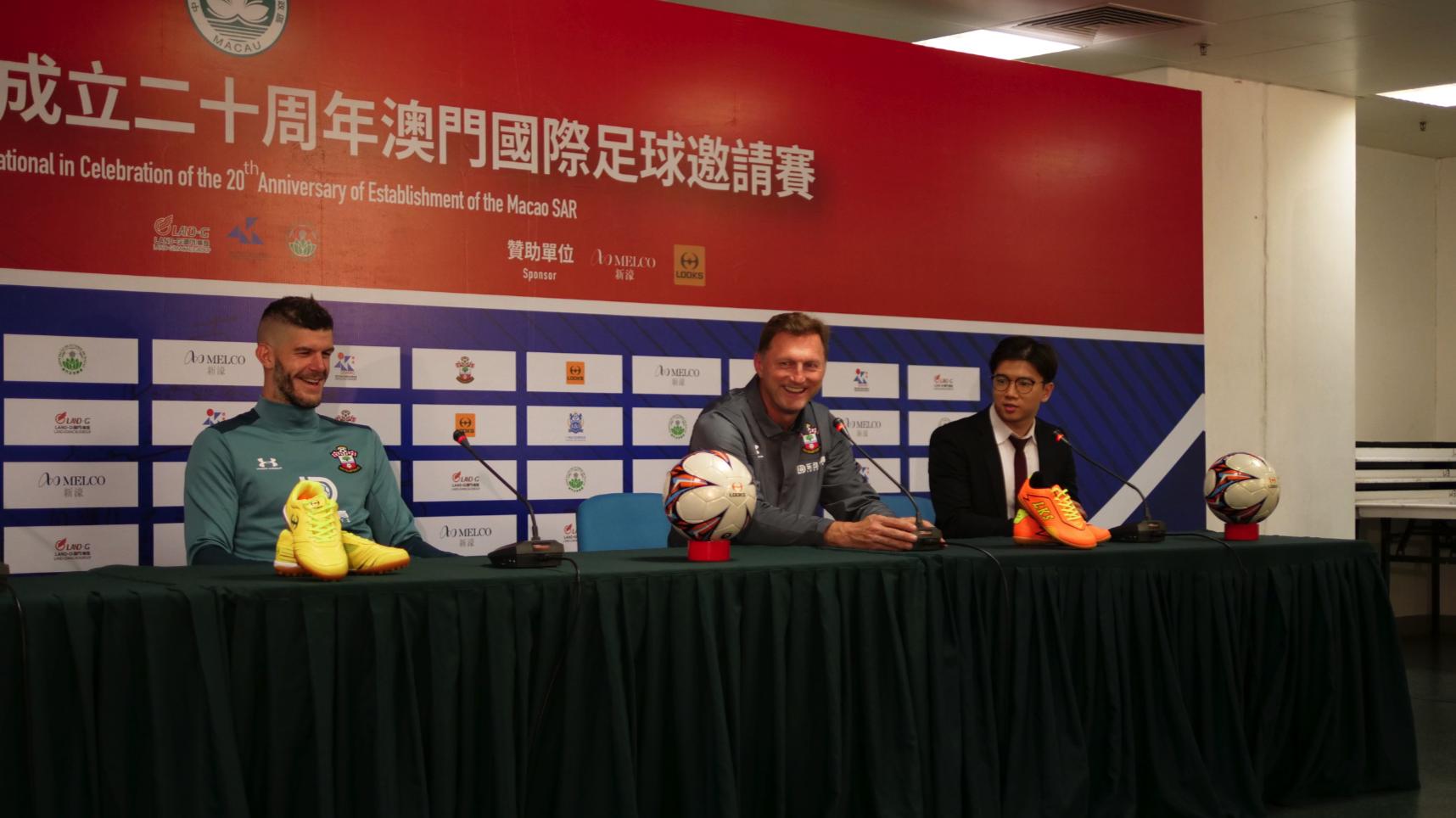 哈帅:新赛季会继续使用新人;我不区分年轻球员和老球员