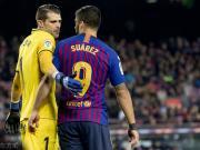 不服,莱加内斯要求西足协和裁判委员会解释苏亚雷斯进球