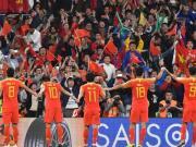 除了亚洲杯,五人制足球方面中泰两国十年前成