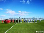 泰达1-2德乙球队比勒费尔德,乔纳森破门,终场