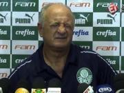 帕尔梅拉斯1-1巴西红牛,帕尔梅拉斯主帅斯科拉里...