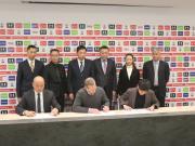 签约 | 重庆体育局、足协访问南安普顿并达成战略合作
