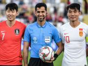 来自卡塔尔的裁判贾西姆将会执法国足对阵伊朗的比赛...
