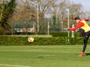 官方 | 霍特租借加盟塞尔塔直至本赛季末