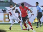 90分钟战报:韩国1-1巴林