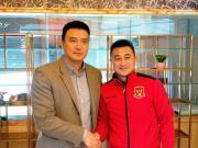 官方:赵昌宏、吕枫分别担任宁夏火凤凰教练、经理
