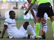 【伤情报告】AC米兰足球俱乐部宣布克里斯蒂安·萨...