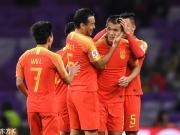 亚洲杯1/4决赛对阵揭晓:国足面对伊朗;韩国遭