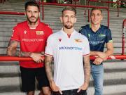 红色力量,柏林联合2019/20赛季主客场球衣发布