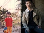 """张康阳Ins参与""""20年挑战"""",晒出童年萌照"""