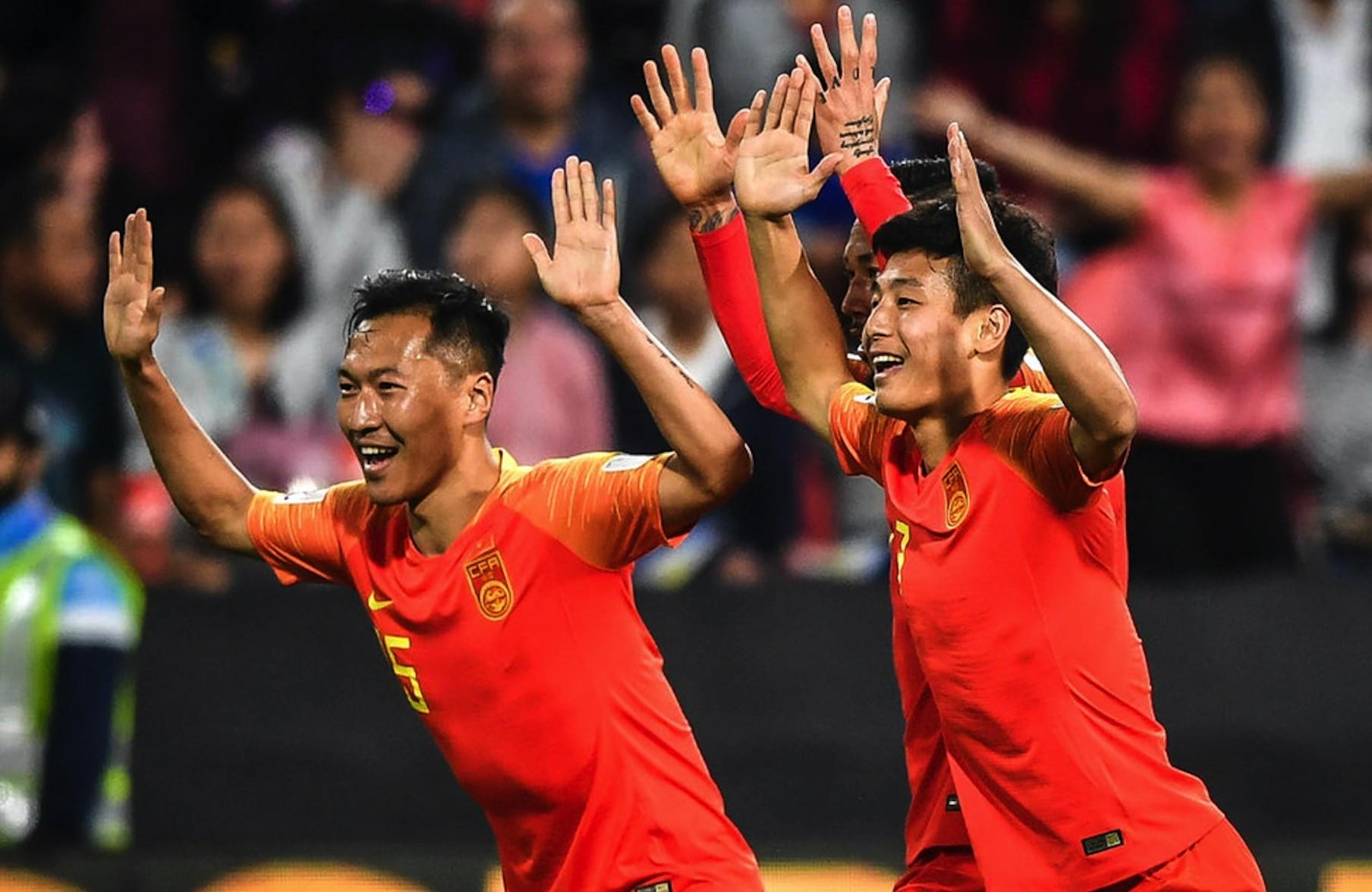 常规时间,国足在亚洲杯上从未战胜过伊朗