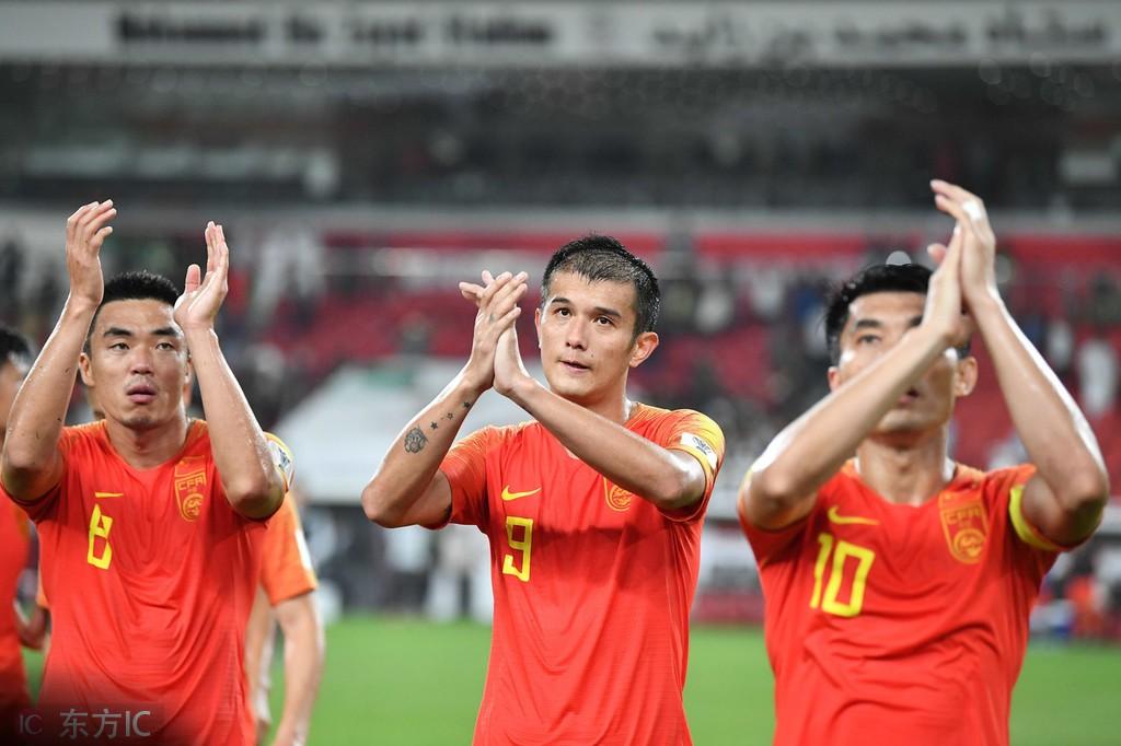 前国足教练:亚洲杯的表现能让人满意之前的预期是小组出线