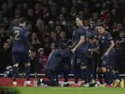 曼联3-1阿森纳进足总杯十六强,桑切斯弑旧主,卢卡库两助攻