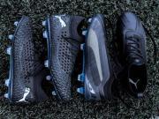 暗夜之魂,彪马推出全新Eclipse Pack足球鞋套装
