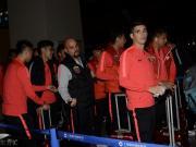 劳动报:上港迪拜冬训安排四场高质量热身赛