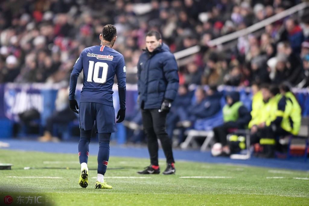 队报:内马尔至少三月底才能复出,将缺战与曼联两回合欧冠